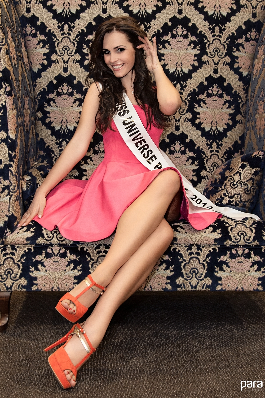 Marcela Chmielowska na Miss Universe 2015 w Miami! - Para